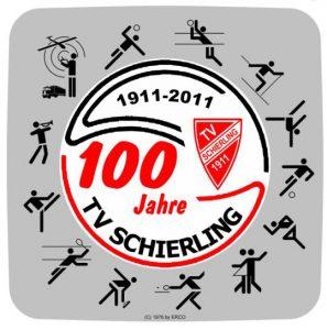 100-Jahre Sportverein TV Schierling 1911 e. V