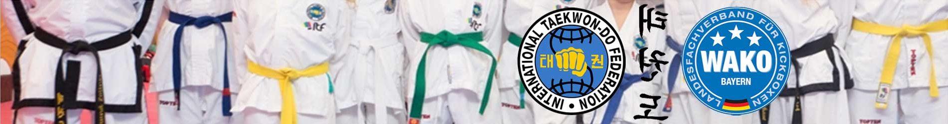 Taekwon-Do & Kickboxen